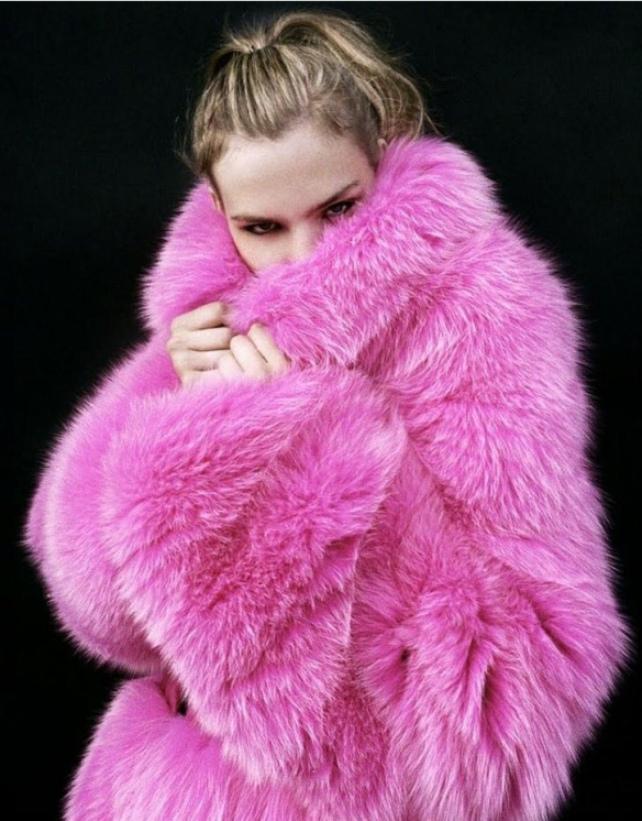 HC Blog 9:5:14 faux fur pink coat